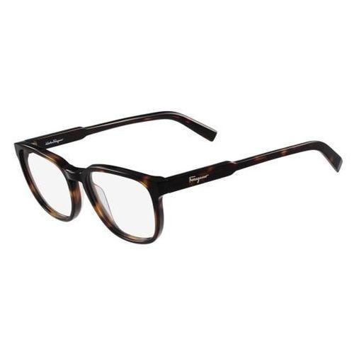 Okulary korekcyjne sf 2752 214 Salvatore ferragamo