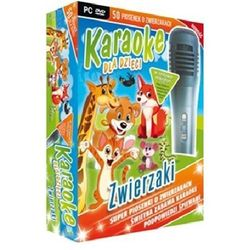 Karaoke Dla Dzieci Zwierzaki (PC)