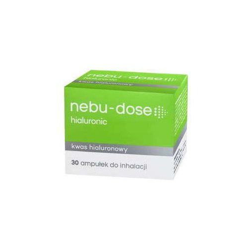 Solinea Nebu-dose hialuronic 5ml x 30 ampułek