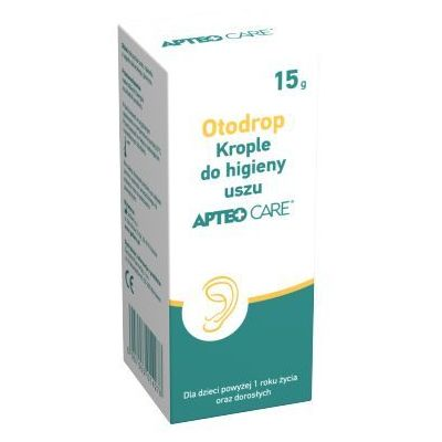 Preparaty do uszu Synoptis Pharma i-Apteka.pl
