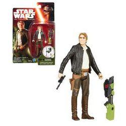 Star Wars E7 Figurki, Han Solo