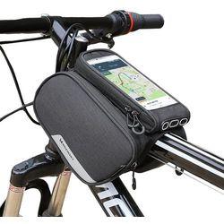 Wozinsky Torba rowerowa na ramę 6,5' 1,5L WBB7BK, 1573-74475