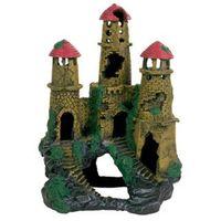 Trixie dekoracje do akwarium - trzy wieże 21,5cm 8964