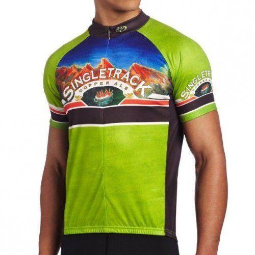 Koszulka rowerowa PRIMAL - SINGLETRACK 2013, 425