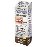 Vitaprodukt Biała perła, pasta do zębów dla pijących kawę i herbatę, 75ml