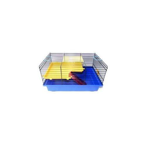 Inter-zoo Teddy G013E klatka dla chomika lub myszki 37x25x21cm