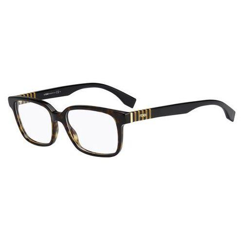 Okulary korekcyjne ff 0056 pequin mpy Fendi