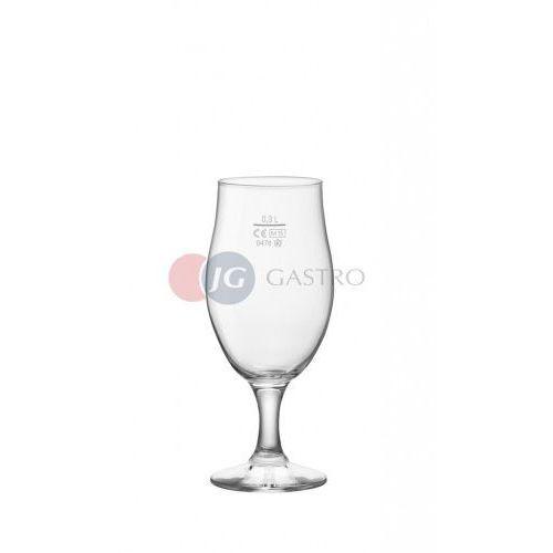 Szklanka do piwa cechowana 0,39 l Stalgast 400536, 400536