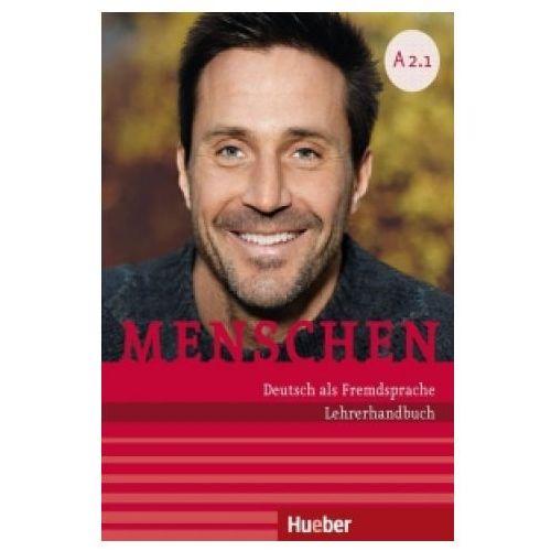 Menschen A2.1 Lehrerhandbuch, Hueber