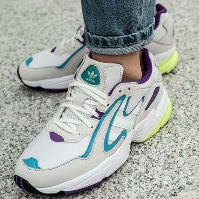 Pozostałe obuwie dziecięce Adidas Sneaker Peeker