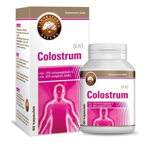Colostrum x 60 kaps (5905094645074)