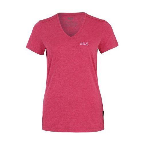 JACK WOLFSKIN Koszulka funkcyjna 'Crosstrail' różowy, kolor różowy