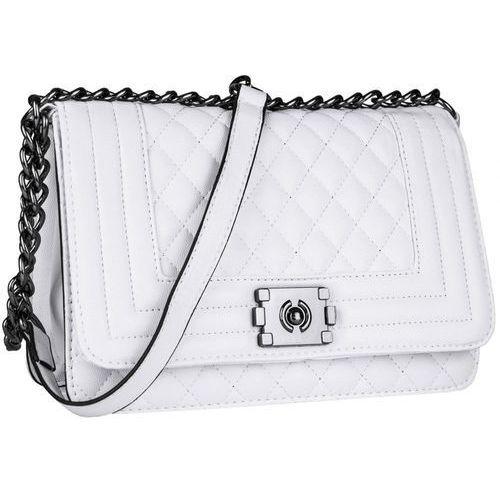161ab65c71c21 Piękna pikowana torebka damska chanelka fb182 (Adleys) - sklep ...