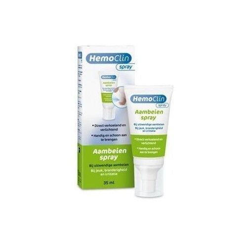 Hemoclin spray 35ml - Najlepsza oferta