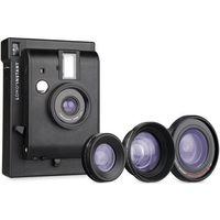 lomo instant mini black + 3 obiektywy marki Lomography