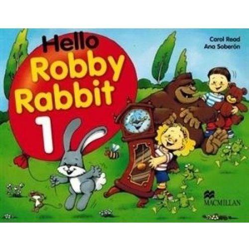 Hello Robby Rabbit 1, oprawa miękka
