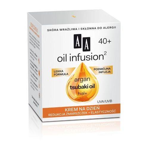 AA Oil Infusion 40+ Krem na dzień 50ml - Oceanic