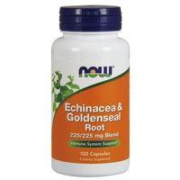 Echinacea & Goldenseal Root 100kaps.