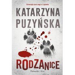 Książki horrory i thrillery  Puzyńska Katarzyna