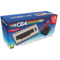 Retro commodore 64 mini