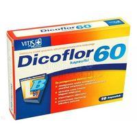 Kapsułki Dicoflor 60 kaps. 10 kaps.