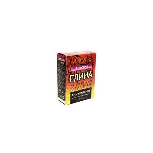 Fitokosmetik, rosja Glinka różowa himalajska z ekstraktem złotego korzenia 100g