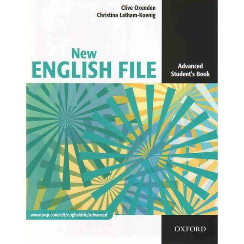 New English File, Advanced, Student's Book (podręcznik) (168 str.)