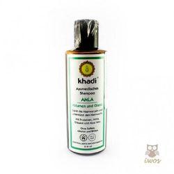 Mycie włosów Khadi