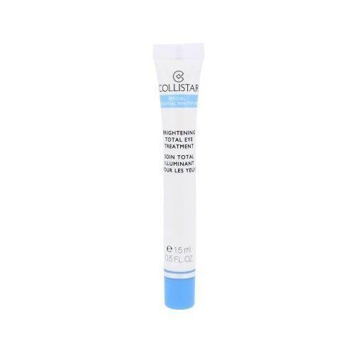 Collistar Special Essential White HP Brightening Total Eye Treatment krem pod oczy 15 ml dla kobiet