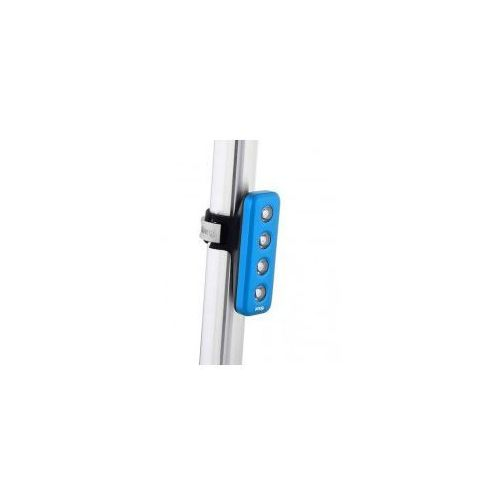 KNOG BLINDER 4V standard blue - tylna lampka rowerowa, 466