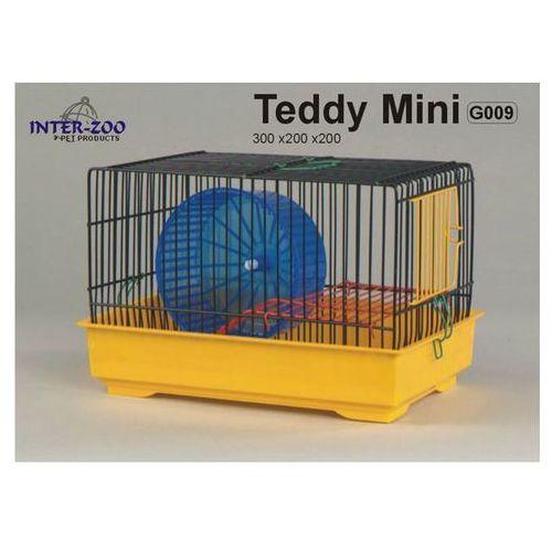 Inter-Zoo klatka dla chomika Teddy Mini