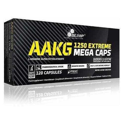 Olimp aakg extreme 1250 mega caps - (120 kap)