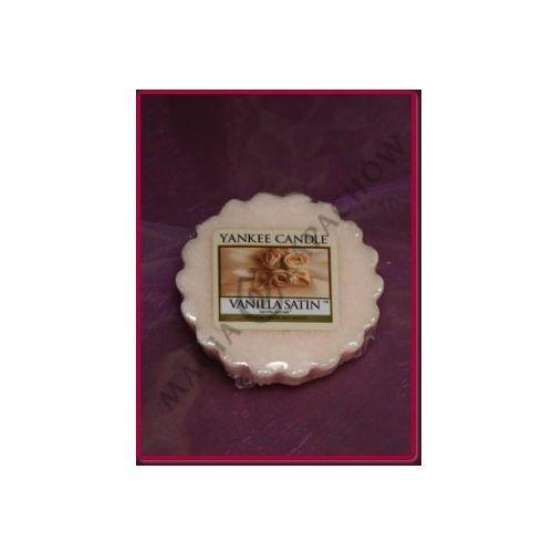 Yankee candle Satynowa wanilia (vanilla satin) - wosk zapachowy