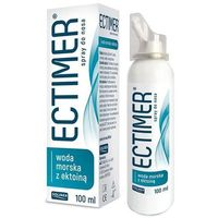 Ectimer Spray do nosa z wodą morską i ektoiną 100ml