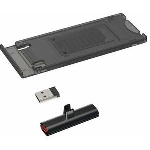 Baseus BA05   Adapter audio odbiornik bluetooth do Nintendo Switch PS4 (6953156225527)