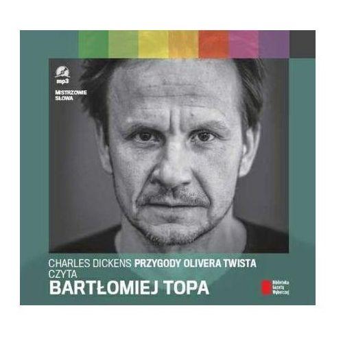 CD MP3 PRZYGODY OLIVIERA TWISTA MISTRZOWIE SŁOWA 3 TOM 4, AGORA