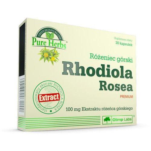 Olimp Rhodiola Rosea Różeniec górski 30 kaps. (5901330072000)