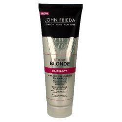Mycie włosów John Frieda
