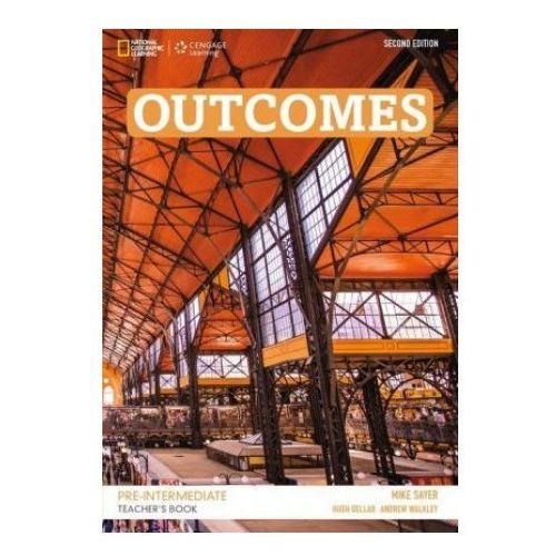 Outcomes Pre-Intermediate 2nd Edition. Książka Nauczyciela + CD (2015)