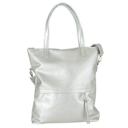 Szare i srebrne torebki damskie ▷▷ Promocje ▷▷ Darmowa