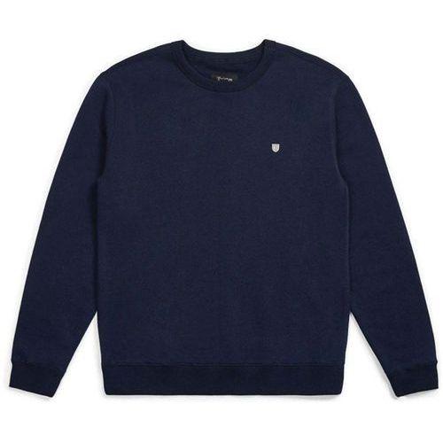 Fila Liam Crew Bluza Mężczyźni Czarny Odzież Bluzy I
