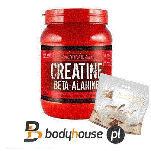 Activlab creatine + beta alanine - 300g - lemon