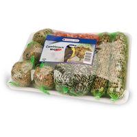 VERSELE LAGA Combipack Maxi - zestaw przysmaków dla ptaków 1kg (5410340243220)