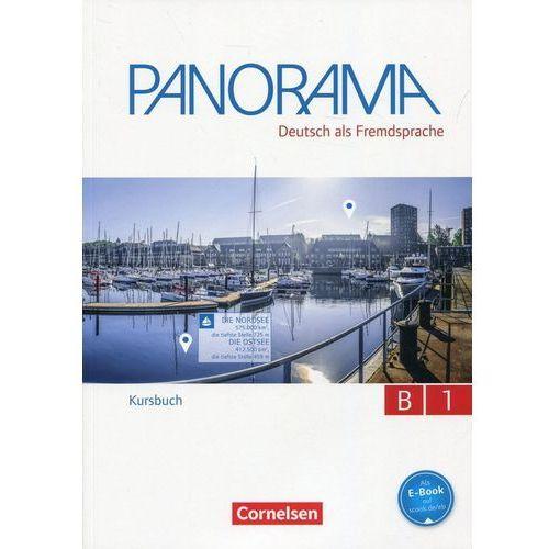 Panorama B1 Kursbuch + E-Book (2018)