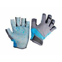 Rękawiczki ION Amara Gloves Half Finger 2018 Blue/Gray