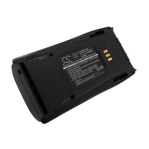 Motorola CP040 / NNTN4496 2500mAh 18.75Wh Ni-MH 7.5V (Cameron Sino), CS-MKT497TW