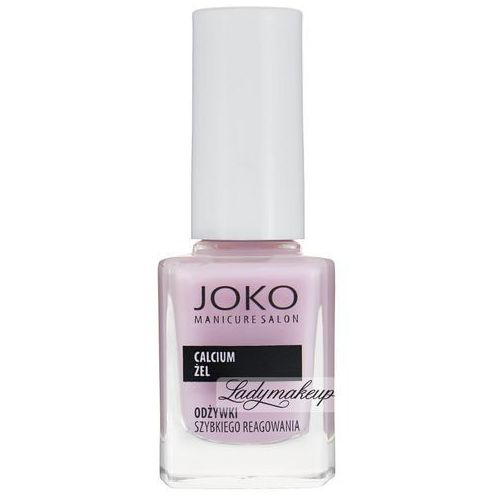 Joko - calcium gel - calcium żel - odżywka do paznokci