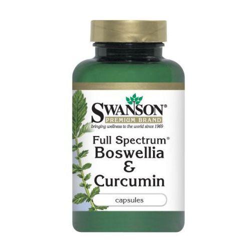 Full Spectrum Boswellia & kurkuma 60kaps