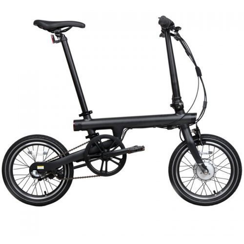mi qicycle electric folding bike eu marki Xiaomi