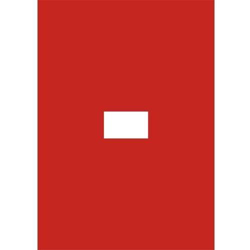 Top design Myślnik (biały/czerwony)
